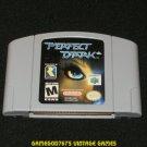 Perfect Dark - N64 Nintendo