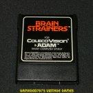 Brain Strainers - Colecovision - Rare