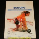 Bowling - Atari 2600 - Manual Only