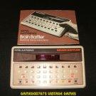 Brain Baffler - Vintage Handheld - Mattel 1979 - Complete CIB