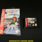 Aerobiz Supersonic - Sega Genesis - With Box - Extremely Rare