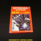 Asteroids - Atari 2600 - New Factory Sealed