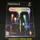 Fantavision - Sony PS2 - Brand New Factory Sealed