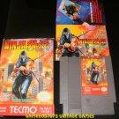 Ninja Gaiden - Nintendo NES - Complete CIB