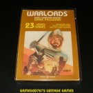 Warlords - Atari 2600 - New Factory Sealed - With Box Protector