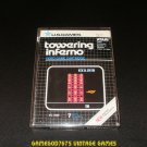 Towering Inferno - Atari 2600 - Complete CIB - With Box Protector