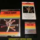 Trick Shot - Atari 2600 - Complete CIB - 1982 Text Label Version