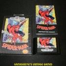Spider-Man - Sega Genesis - Complete CIB