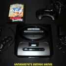 Refurbished Sega Genesis Console - With Genuine Sega Controller & Hookups - Free Sonic Game Included