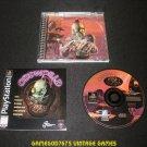 Oddworld Abe's Oddysee - Sony PS1 - Complete CIB - 1997 Black Label Release
