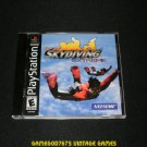 Skydiving Extreme - Sony PS1 - Complete CIB