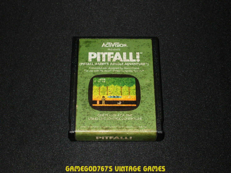 Pitfall - Atari 2600