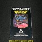 Slot Racers - Atari 2600 - 1978 Manual Only