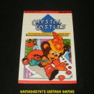 Crystal Castles - Atari 2600 - 1984 Manual Only