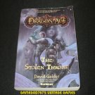 Dragon Age the Stolen Throne - David Gaider (2009) - Paperback
