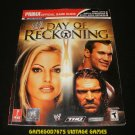 WWE Day of Reckoning Official Strategy Guide - Prima Games (2004) - Paperback