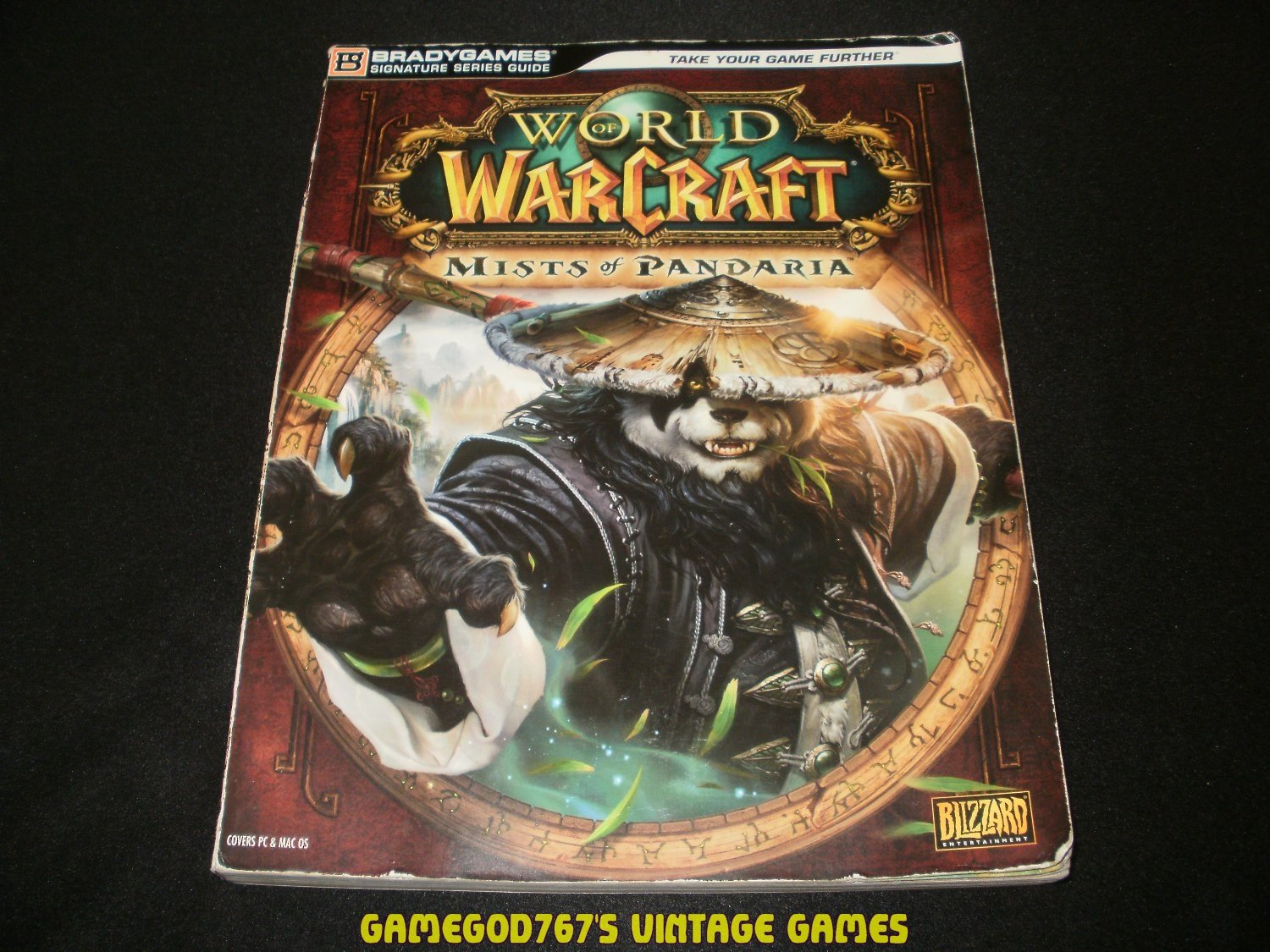 World of Warcraft Mists of Pandaria Signature Series Guide - Bradygames (2012) - Paperback