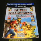 Official Super Smash Bros. Melee Player's Guide - Nintendo Power (2001) - Paperback