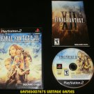 Final Fantasy XII - Sony PS2 - Complete CIB