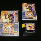 Crue Ball - Sega Genesis - Complete CIB