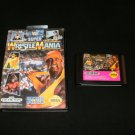 WWF Super WrestleMania - Sega Genesis - With Box
