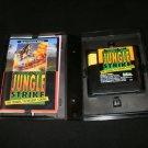 Jungle Strike - Sega Genesis - Complete CIB