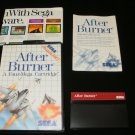 After Burner - Sega Master System - Complete CIB
