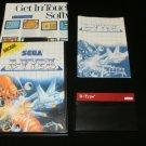 R-Type - Sega Master System - Complete CIB