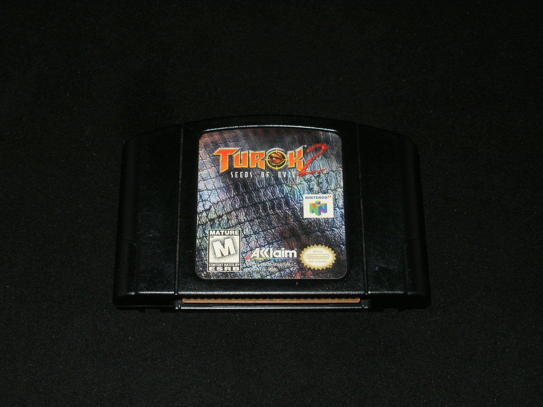 Turok 2 - N64 Nintendo