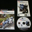 Suzuki TT Superbikes - Sony PS2 - Complete CIB