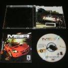 Metropolis Street Racer - Sega Dreamcast - Complete CIB
