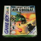 Army Men Air Combat - Nintendo Gameboy Color - Brand New Factory Sealed