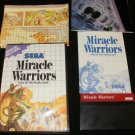 Miracle Warriors - Sega Master System - Complete CIB