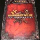 Warhammer Online Age of Reckoning Atlas -  Prima Games (2008) - Paperback