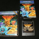K.C.'s Krazy Chase - Magnavox Odyssey 2 - Complete - Rare