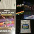 Robot Tank - Atari 2600 - Complete CIB