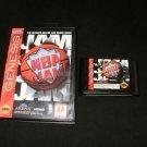 NBA Jam - Sega Genesis - With Box