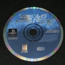 Iron Man X-O Manowar in Heavy Metal - Sony PS1 - Disk only