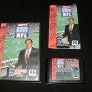 ESPN Sunday Night NFL - Sega Genesis - Complete CIB
