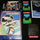 Star Strike - Mattel Intellivision - Complete CIB
