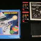 Space Hawk - Mattel Intellivision - Complete CIB - 1986 White Label Version