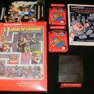 Lock 'n' Chase - Mattel Intellivision - Complete CIB