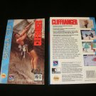 Cliffhanger - Sega CD - Manual and Artwork Only - No Game Included
