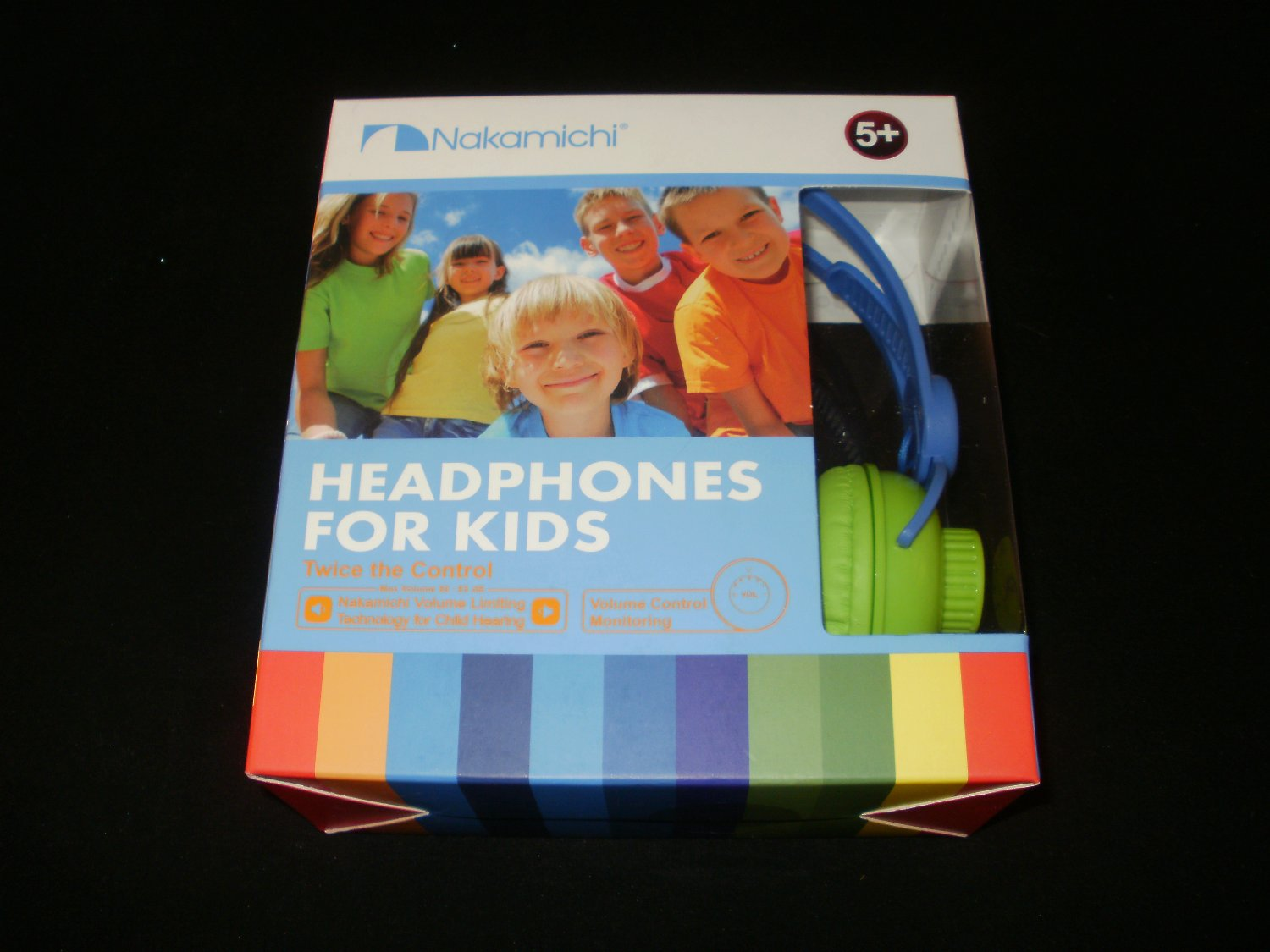 Nakamichi Headphone for Kids - Brand New