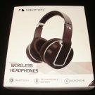 Nakamichi Bluetooth Wireless Headphones - Brand New