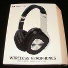 Nakamichi BTHP06 Wireless Bluetooth Noise Isolating Headphones - Brand New
