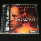 Apocalypse - Sony PS1 - Complete CIB