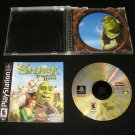 Shrek Treasure Hunt - Sony PS1 - Complete CIB