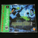 Syphon Filter 2 - Sony PS1 - Complete CIB