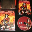 Command & Conquer Red Alert 3 - 2008 EA - Windows PC - Complete CIB